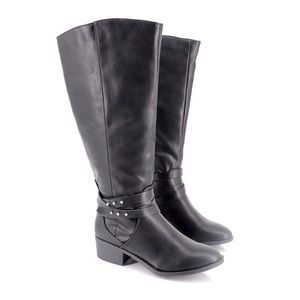 Material Girl | Damien Wide Calf Tall Boots 7